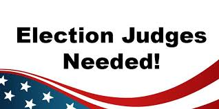 Election Judges Needed Image